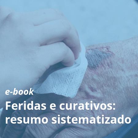 Ebook Feridas e Curativos - Gestão em Saúde
